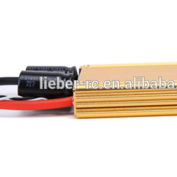 NEW LIEBER hot sale 2-6S 120A ESC brushless speed control with BEC output for UAV drone & rc