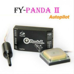 FY-AUTOPILOT PANDA 2 with 198 Waypoints setting navigation