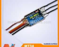 Maytech 3A ESC Brushless Motor Speed Controller for remote control jet plane RC Multi Rotor Copter U