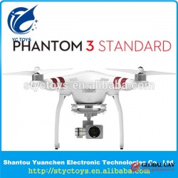 Hot sale cool DJI Phantom 3 Standard UAV remote control helicopter drone GPS RTF rc quadcopter with