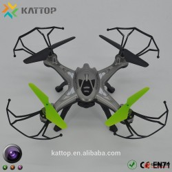 Plastic Material UAV Drone Airplane flying camera drone toy