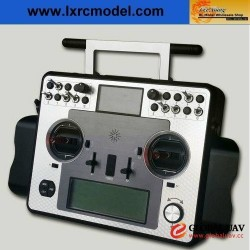 FrSky Taranis X9E 2.4G ACCST High Quality battery powered video transmitter with Receiver for rc dro