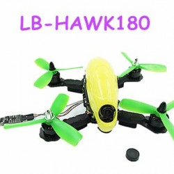 Newest FPV180MM RC Quadcopter High Speed Professional UAV Racing Drone with 720P HD Camera -p
