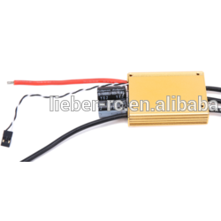 NEW LIEBER 100A 2-6S brushless speed control BEC output ESC for FPV Aircraft & Airplane &