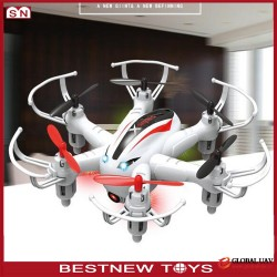 X30 Drone 2.4G 6 Axis Song Yang Toys RC Helicopter Drone Wireless Transmitter & Receiver