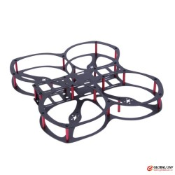 H250 Q4 Mini 4-Axis Class Fiber Frame Kit with Propeller Guard for Quadcopter RC Aircraft UAV