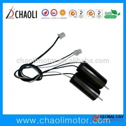 micro dc motor with Chaoli CL 820 8.5x20mm for 90mm-150mm DIY Micro FPV RC Quadcopter Frame-chaoli20