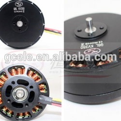 Hengliyuan Q series multi axis brushless motor Q6L(6215) KV330 KV350 for Agricultural UAV for Farm