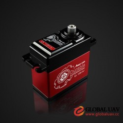 Power HD HV Coreless Servo D-12HV 0.08 sec 12KG Digital Metal Gear Servo for Robot Arm UAV compatibl