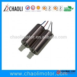 8.0mm 55000rpm micro motor CL-8020 dc coreless motor with low noise and cheap price for 1s battery a