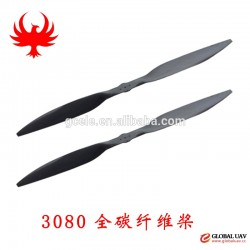 3065 30 inch large carbon fiber propeller work on plant protection machine / agricultural plant prot
