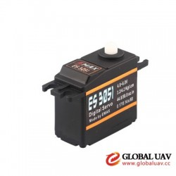 Original Emax ES3051 Mini UAV digital plastic Servo