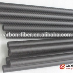 25mm solid carbon fiber rod tube for Agriculture UAV drone spraying pesticides