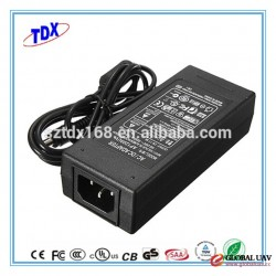100W 24V power adapter DC 3A 4A for Printer UAV LED etc