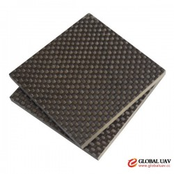 Luxury carbon fiber laminate board 600mm*600mm for RC hobby/drone/UAV/FPV