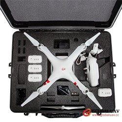 Good Anti-Interference Design Agricultural Professional Solar EVA Drones UAV Case