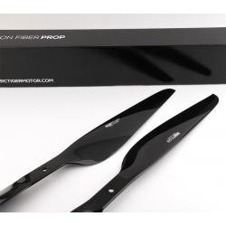 T-motor Carbon Fiber Propeller 30*10.5'' for uav quadcopter CF two-blade Propeller f