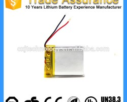 Grade A Battery Cell Wholesale Competitive Price 503048 500Mah Lipo Battery 3.7V For Drone Uav