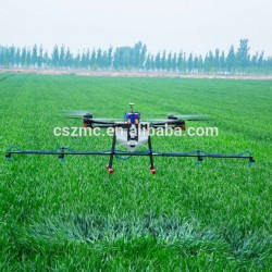 Agriculture Sprayer UAV with GPS, remote control,wifi transmission