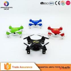 Plastic kid toy 4 Channel drone mini rc drone uav aircraft