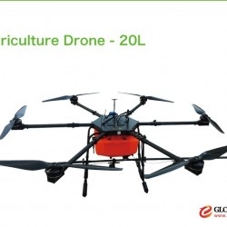 Professional Agriculture Sprayrer Equipment Agricultural Hexacopter Drone Sprayer Uav Drone Crop