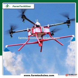 Multi-functional agricultural UAV Sprayer drone for crop protection