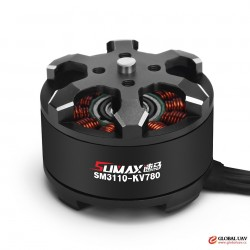 SUMAX 3110 780KV Brushless DC Motor for RC Agricultural Drone Quadcopter UAV RC Airplane