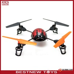 Three D2.4G4 axis insects Toy Helicopter uav drone crop duster storm racing aircraft drone
