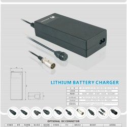 Customize li-ion battery charger for drone UAV li-ion battery charger 12.6V 4A