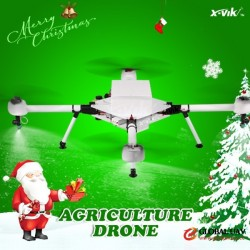 Precision Agriculture - Quadcopter Agriculture to Farm Two-thirds of UAV-Drone Market