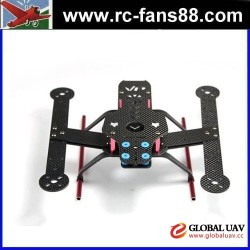 RC fpv uav and drone frame FCM310 310mm Fiberglass 4-Axle Quadcopter Frame Kit w/Landing Skid