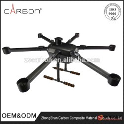 2017 lastest agriculture spray machine UAV Drones carbon fiber frame