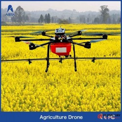 Automatic Power Agricultural Machine Aircraft Pump Flying UAV Drone Agriculture Sprayer For Crops