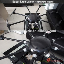 custom drone Industry grade carbon fiber drone frame for uav with drone octocopter for agriculture d