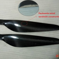27inch carbon fiber propellers for uav drones,helicopter