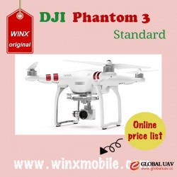 Original DJI phantom 3 standard FPV quadcopter camera drone with 2.7K HD camera and 3-Axis Gimbal ua
