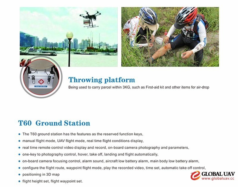 Mapping Drone Kit