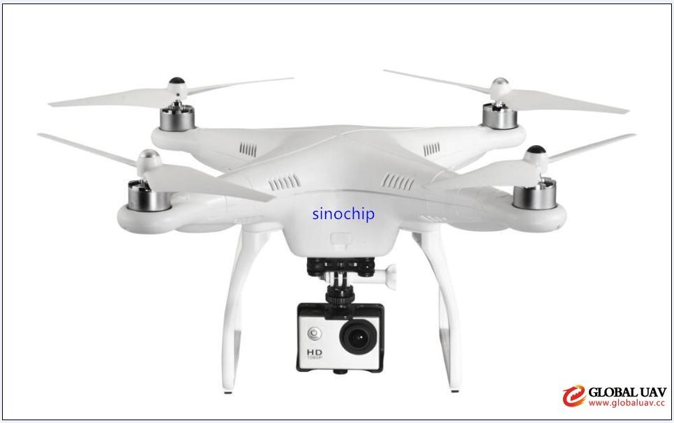 China Professio<em></em>nal Aerial Photograph Drone Remote Co<em></em>ntrol GPS Wifi Quadcopter deone for police survey