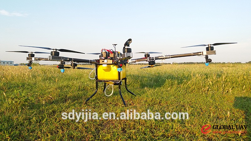 For Agriculture drone agriculture sprayer With GPS Crop Duster