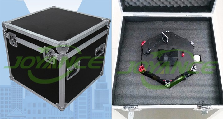 2017 New design GPS mapping agriculture drone crop sprayer