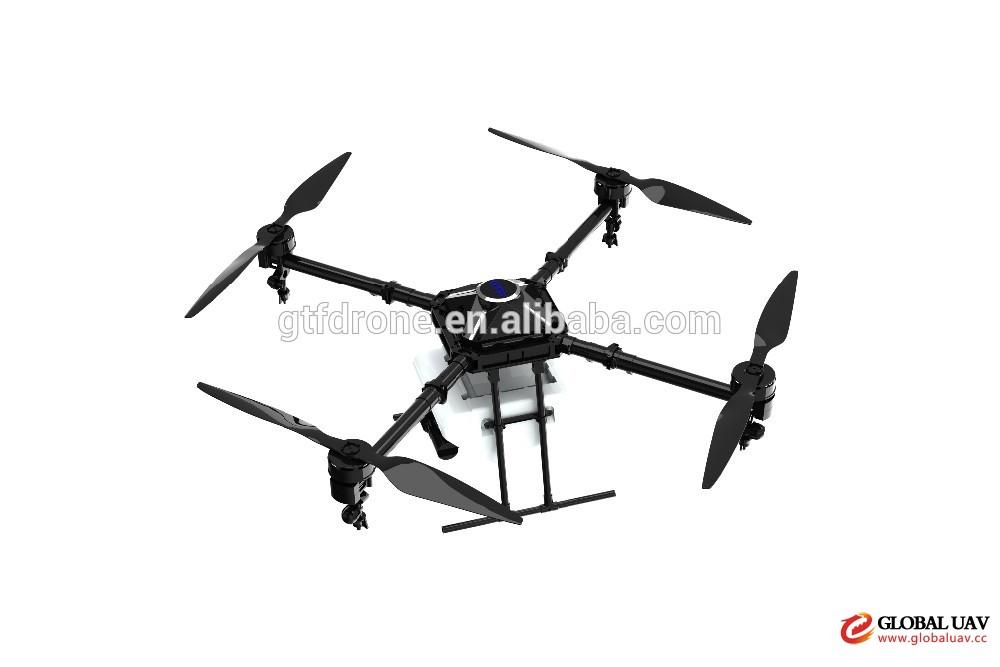 GTF 2017 10KG 10L Agriculture Pesticide UAV Drone/Crop sprayer plant protection GPS mapping pesticide ,garden sprayer uav drone