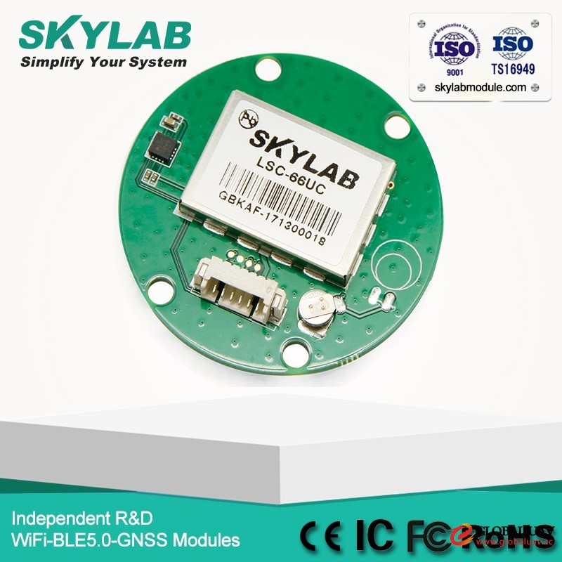 SKYLAB LSC-66UC MT3333 Drones/UAV GPS Navigation Module Support Fast TTFF at Low Signal Level