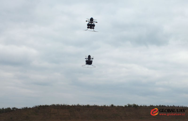 UAV aircraft - VTOL Autopilot Drone Platform