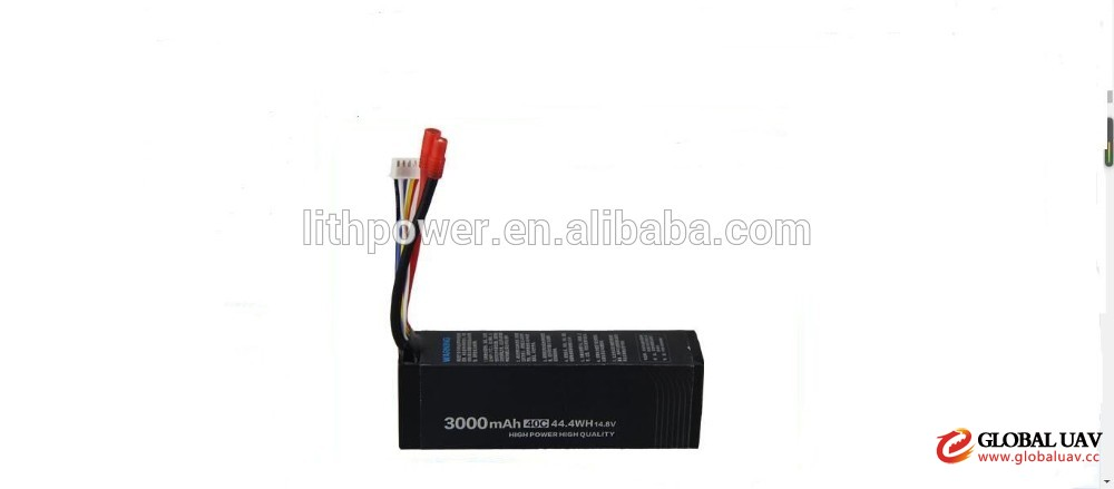 Wholesale super graphene 22000mAh 22.2V 20C lithium rechargeable battery for Drone/ UAV factory in China