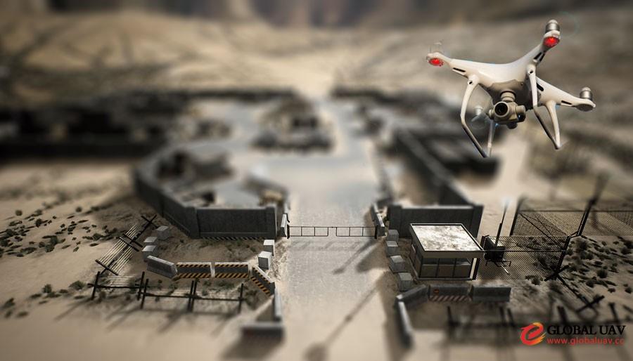 CT-4035-UAV Menpack Directio<em></em>nal Drone UAV 107W 5 Bands Jammer up to 1000m
