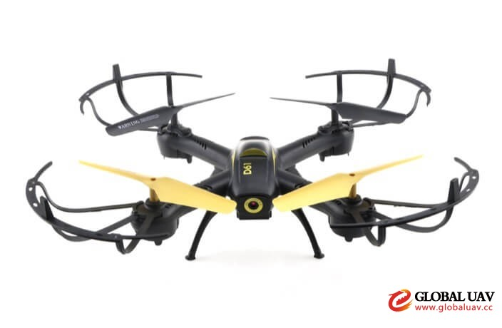 Deep Review:D61 QUADCOPTER DRONE