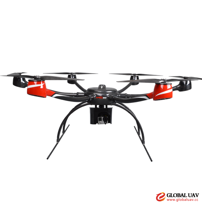 KWT-X6L Uav X6L Industrial Drone More Than 1 hour Long Flight Time