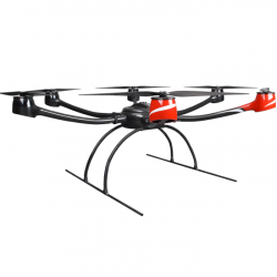 Uav X6L Industrial Drone More Than 1 hour Long Flight Time