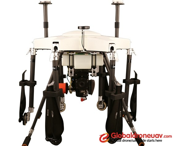 Hexacopter Hybrid Unmanned Aerial Vehicle( UAV) KWT-Z6H