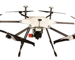 Military and Police Patrol Hybrid uav 3 hours long fly time